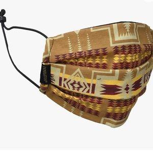 NWT Pendleton facemask Aztec design